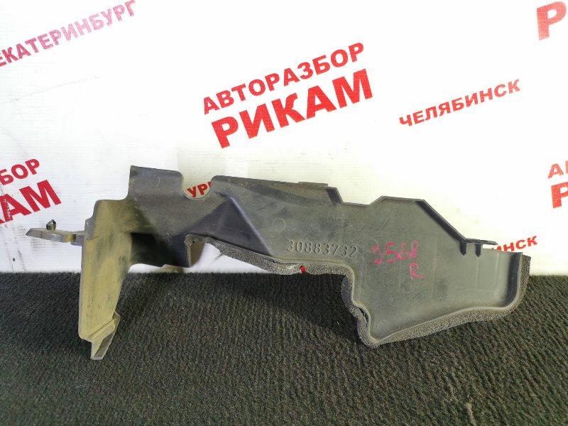 Дефлектор радиатора Volvo V40 VW17 B4204S2 2003 правый