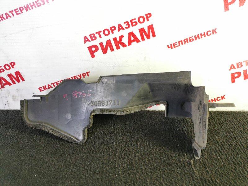 Дефлектор радиатора Volvo V40 VW17 B4204S2 2003 левый