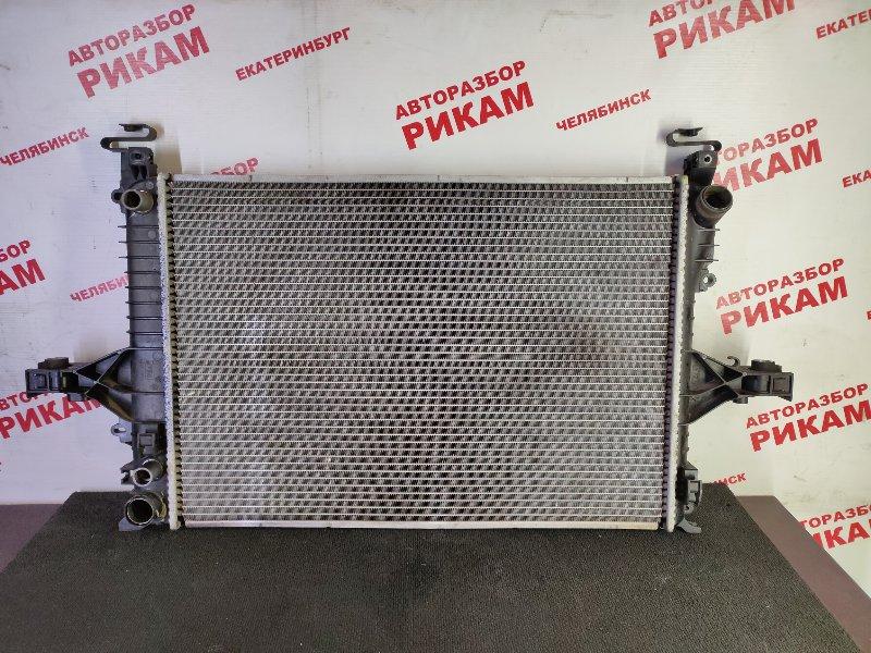 Радиатор охлаждения Volvo V70 SW52 B5254T4 2006