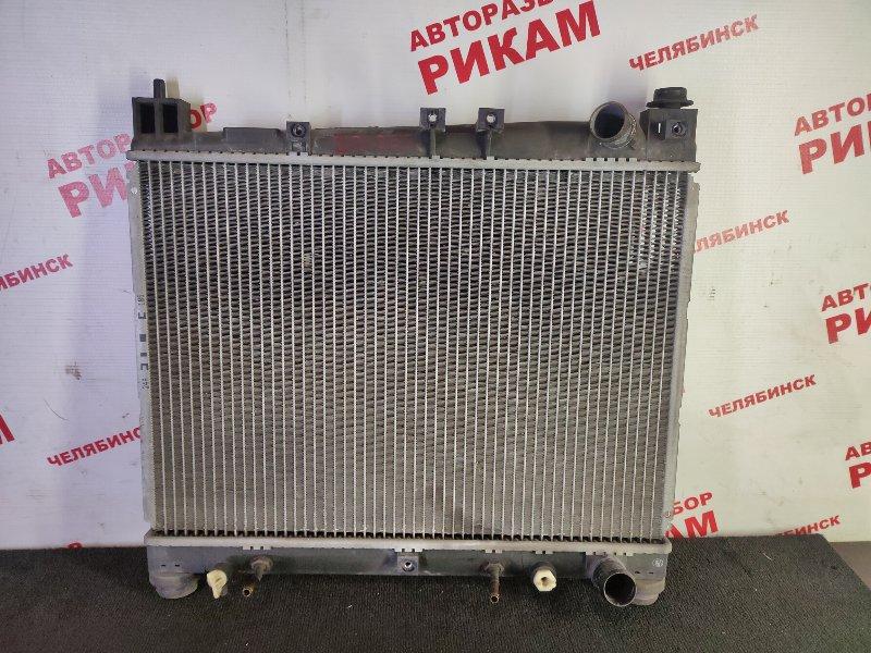 Радиатор охлаждения Toyota Funcargo NCP20 2NZ-FE 2001