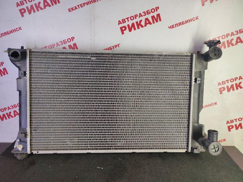 Радиатор охлаждения Toyota Avensis AZT250 1AZ-FSE 2005