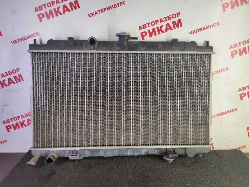 Радиатор охлаждения Nissan Bluebird Sylphy FG10 QG15DE 2001