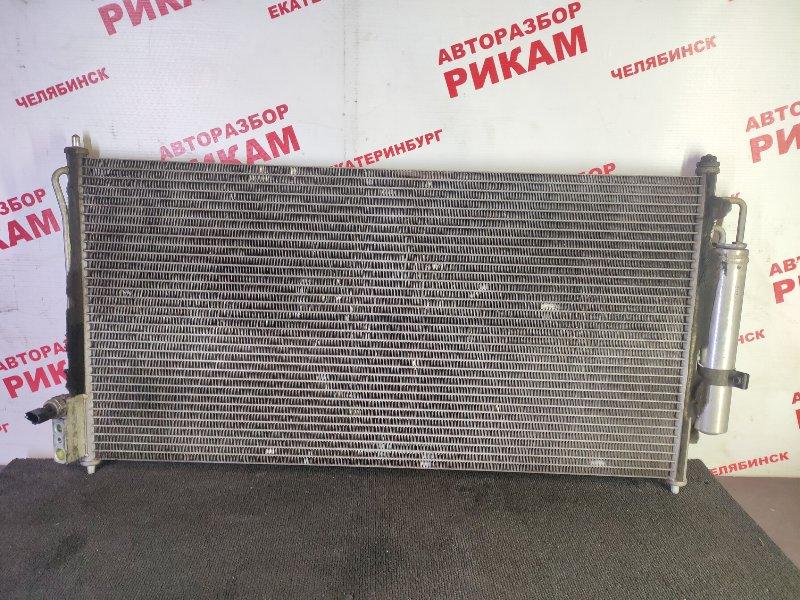 Радиатор кондиционера Nissan Murano TZ50 QR25DE 2004