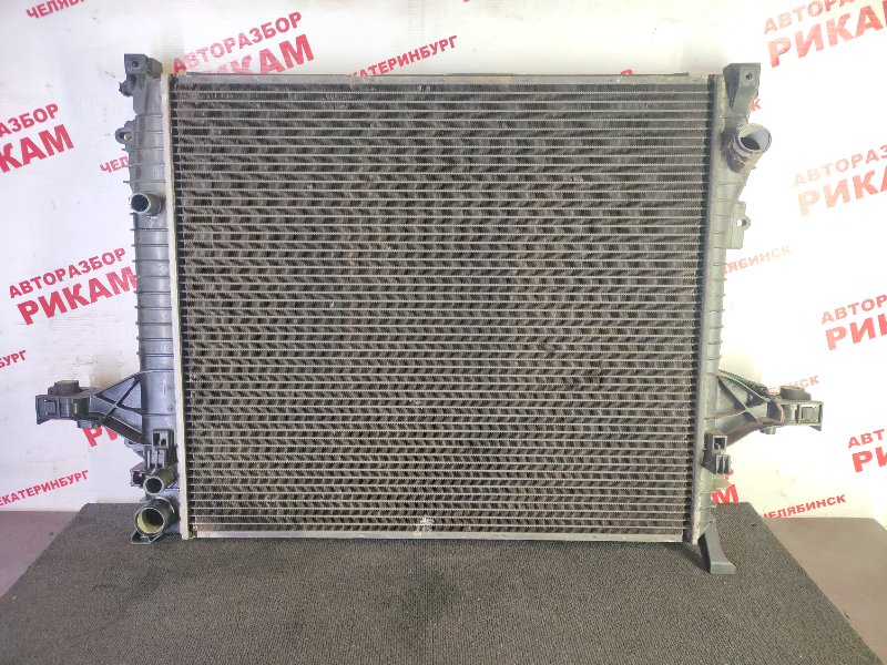 Радиатор охлаждения Volvo Xc90 CZ59 B5254T2 2004