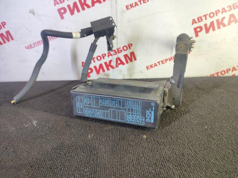Блок предохранителей Nissan Bluebird Sylphy FG10 QG15DE 2003