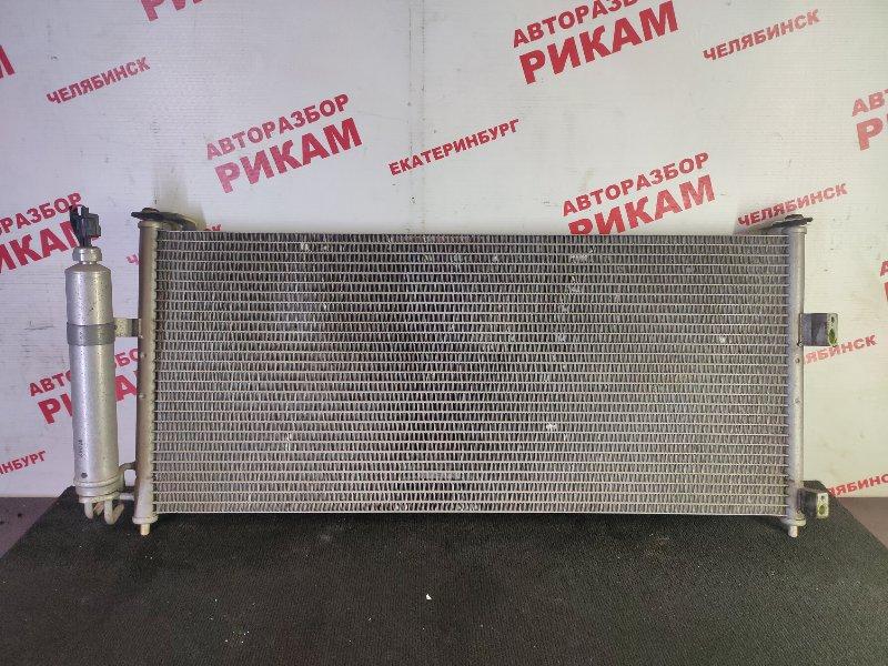 Радиатор кондиционера Nissan Bluebird Sylphy FG10 QG15DE 2003