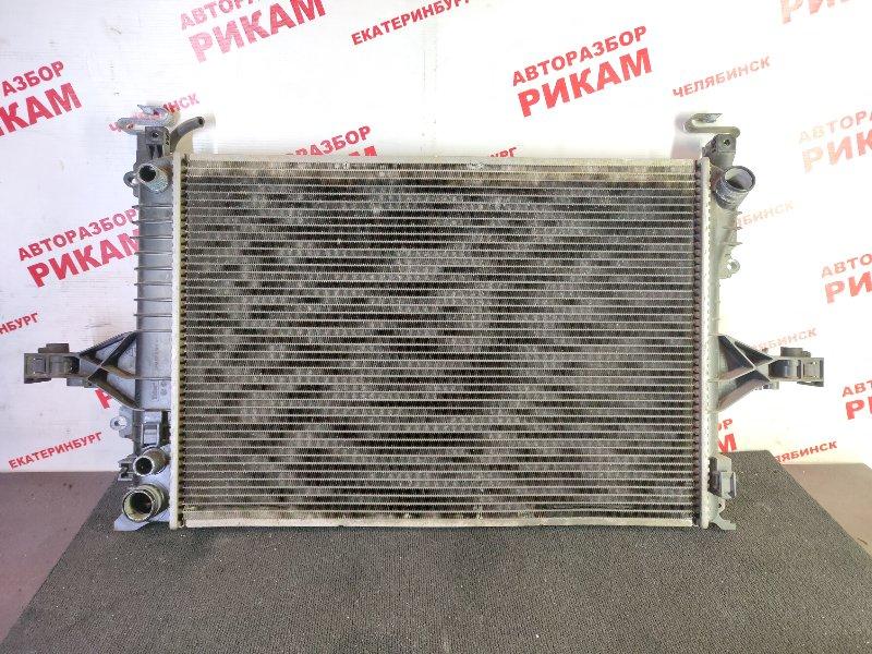 Радиатор охлаждения Volvo Xc70 SZ58 B5244T3 2002