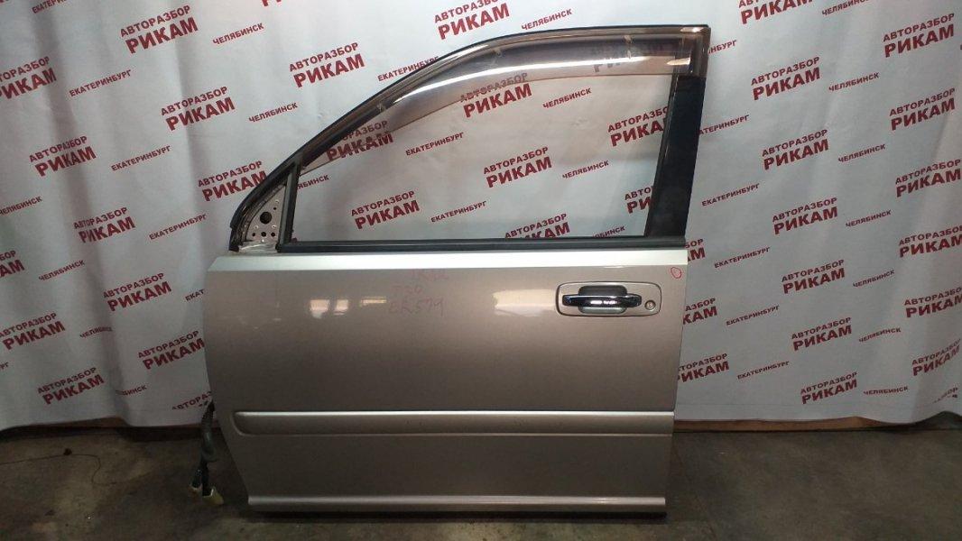 Дверь Nissan X-Trail T30 QR20DE 2005 передняя левая