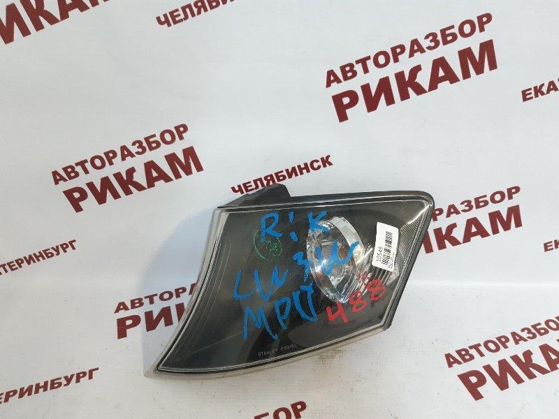 Габарит Mazda Mpv LWEW левый