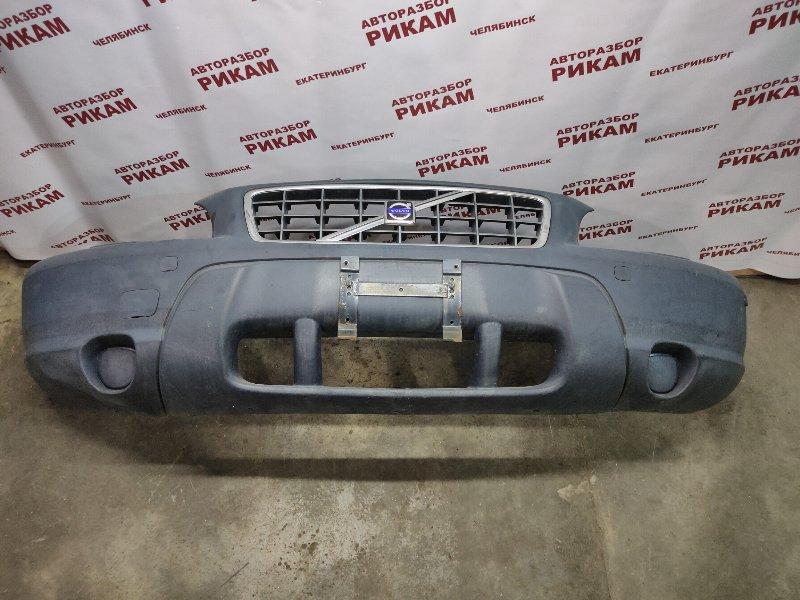 Бампер Volvo Xc70 SZ58 B5244T3 2002 передний