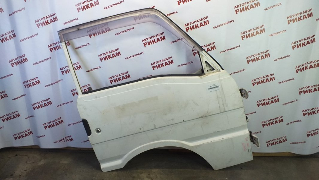 Дверь Mazda Bongo SD59T WL 1997 передняя правая