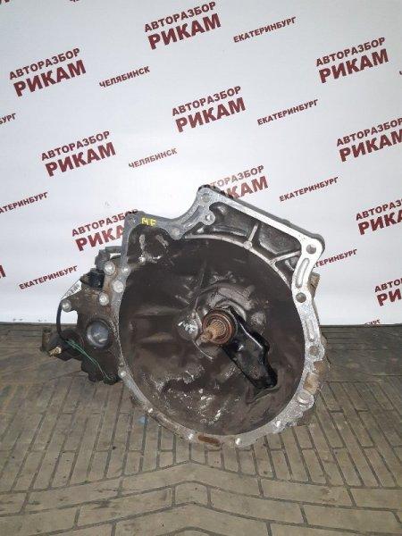 Механическая кпп Mazda Familia BJ5P ZL-VE
