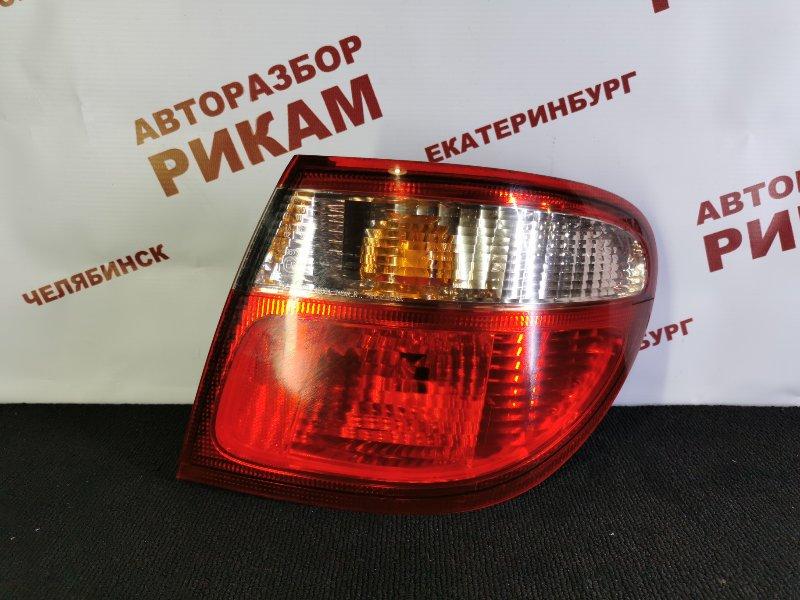 Стоп-сигнал Nissan Bluebird Sylphy FG10 QG15DE 2001 правый