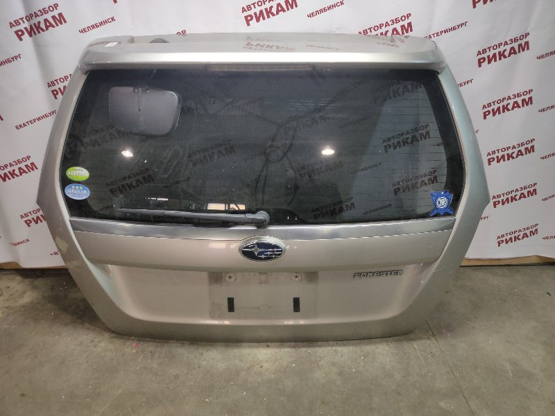 Дверь багажника Subaru Forester SG5 EJ203 2005