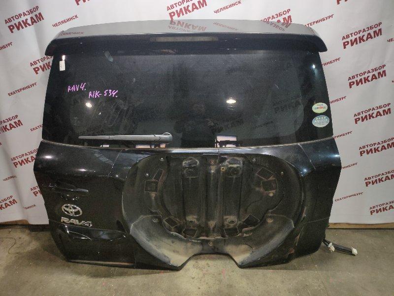 Дверь багажника Toyota Rav4 ACA31 2AZ-FE 2006