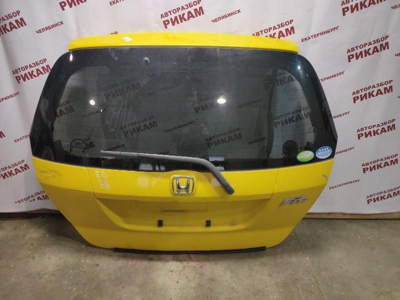 Дверь багажника Honda Fit GD1 L13A