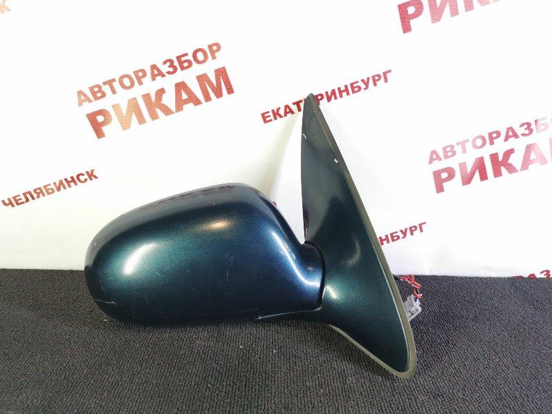 Зеркало Nissan Bluebird Sylphy FG10 QG15DE 2003 правое