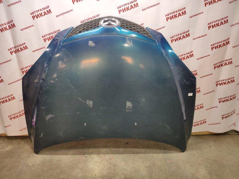 Капот Mazda Axela BK5P ZY 2006