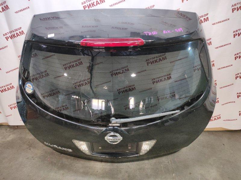 Дверь багажника Nissan Murano TZ50 QR25DE 2004