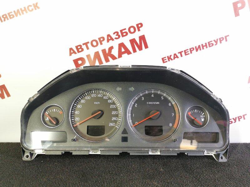Панель приборов Volvo Xc90 CZ59 B5254T2 2004