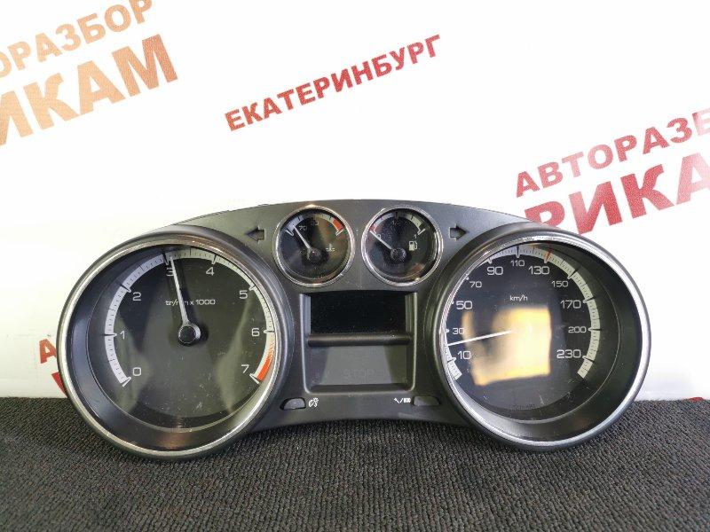 Панель приборов Peugeot 308 4A 10FHBV 2010