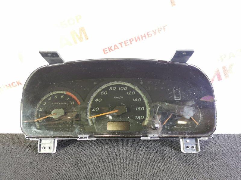 Панель приборов Honda Odyssey RA6 F23A