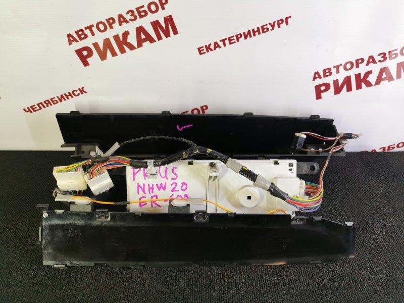 Панель приборов Toyota Prius NHW20 1NZ-FXE 2006