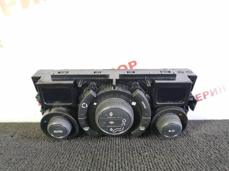 Блок климат-контроля Peugeot 308 4A EP6 2010