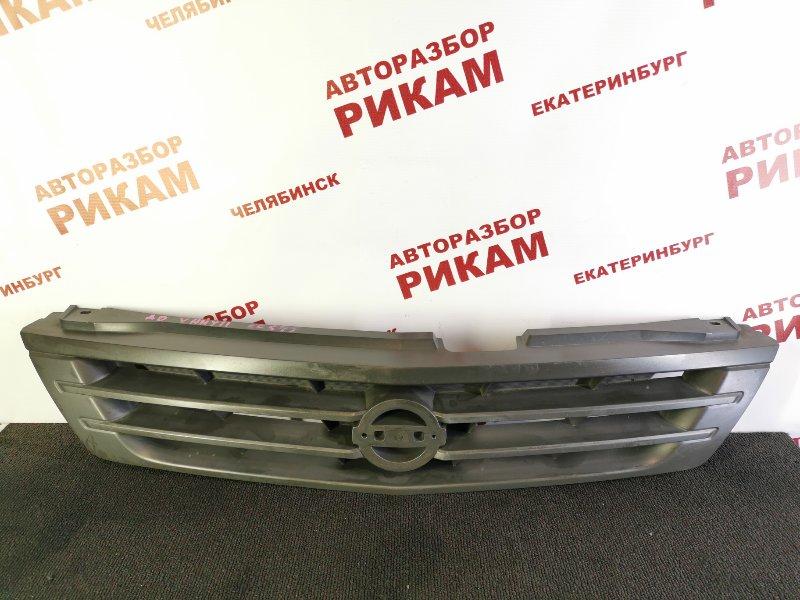 Решетка радиатора Nissan Ad VHNY11 QG18DE 2007