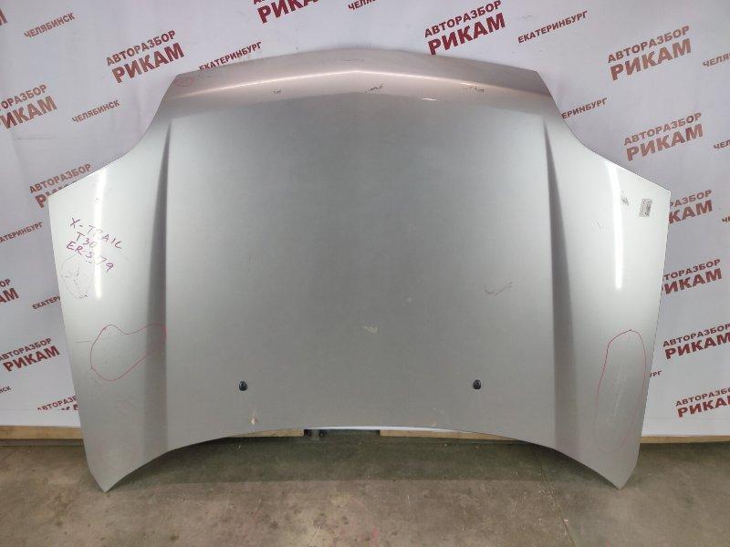 Капот Nissan X-Trail T30 QR20DE 2005