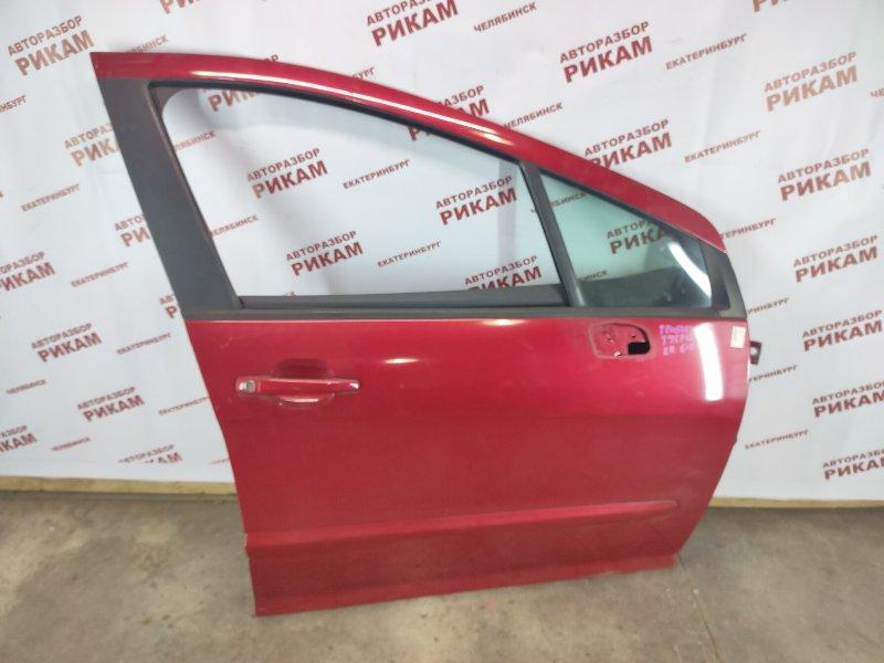 Дверь Peugeot 308 4A 10FHBV 2010 передняя правая