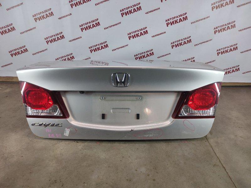 Крышка багажника Honda Civic FD1 R18A