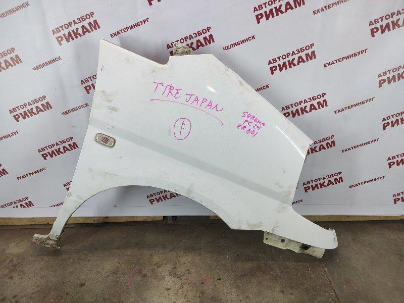 Крыло Nissan Serena PC24 SR20DE 2000 переднее правое