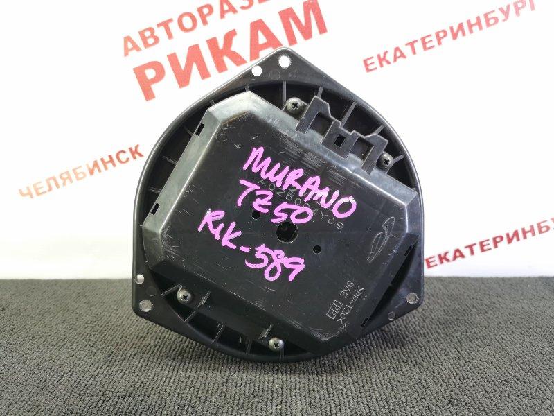 Мотор печки Nissan Murano TZ50 QR25DE 2004