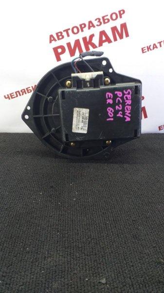Мотор печки Nissan Serena PC24 SR20DE 2000