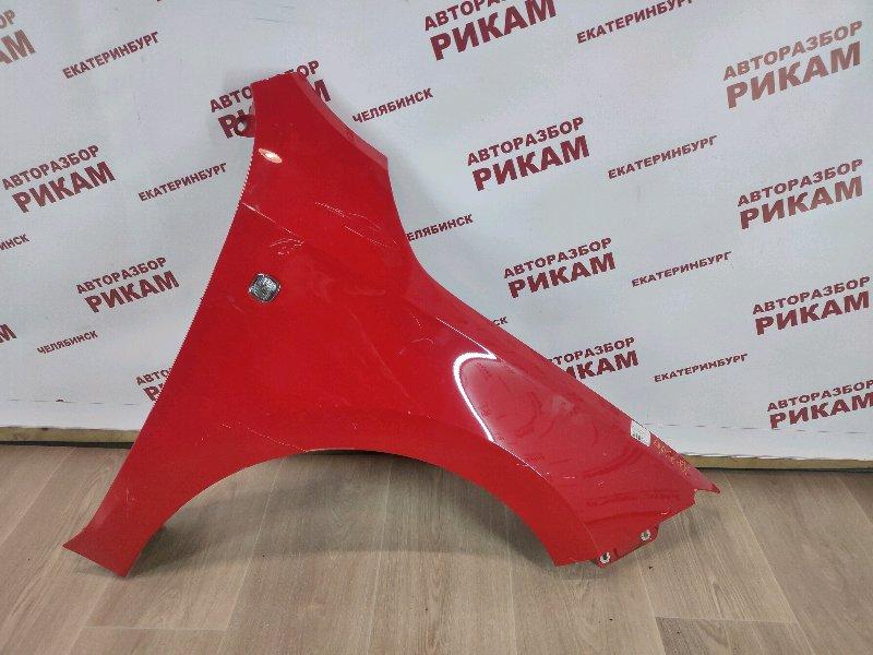 Крыло Skoda Rapid NH1 CAX 2015 переднее правое