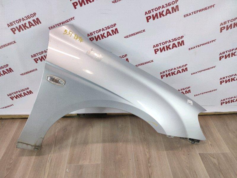 Крыло Kia Cerato LD G4GC 2006 переднее правое