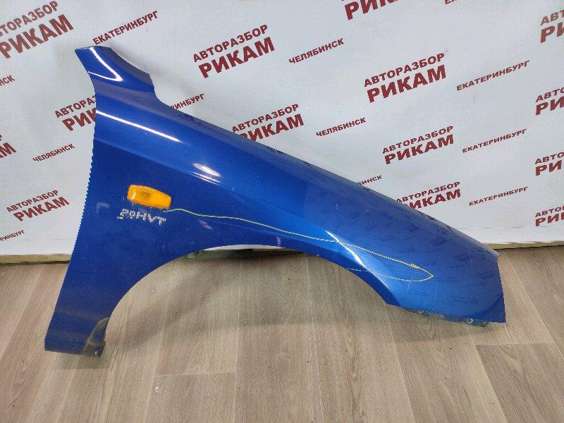 Крыло Hyundai Elantra XD G4GC 2005 переднее правое