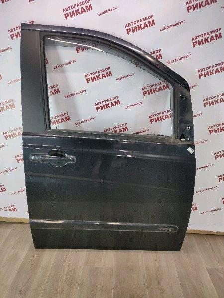 Дверь Mercedes-Benz Viano W639 M112.951 2004 передняя правая