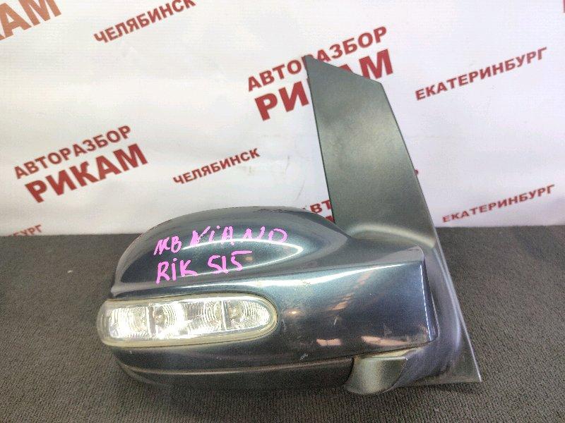 Зеркало Mercedes-Benz Viano W639 M112.951 2004 правое