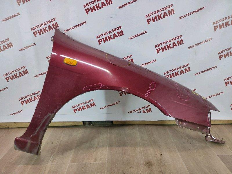 Крыло Nissan Pulsar N15 GA16DE 1998 переднее правое