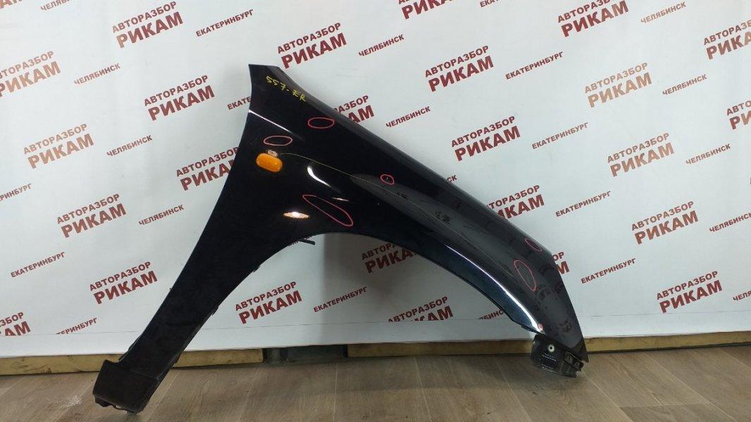 Крыло Chery Tiggo T11 DB SQR484F 2011 переднее правое