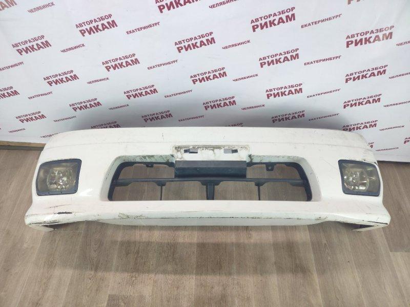 Бампер Nissan Serena PC24 SR20DE 2000 передний