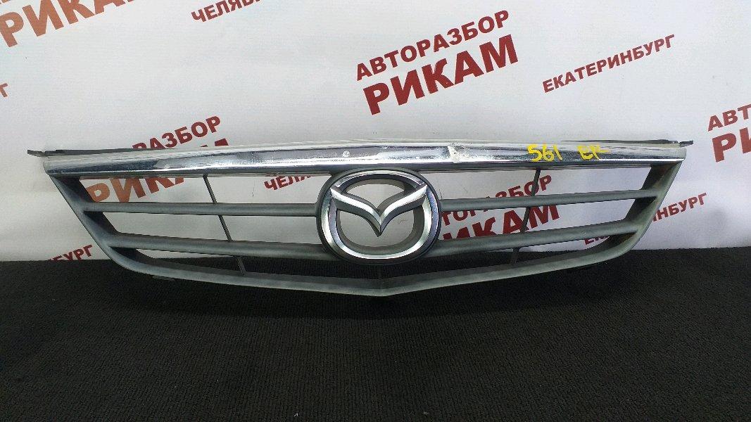 Решетка радиатора Mazda 626 GF FS-DE 2000