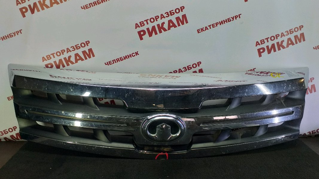 Решетка радиатора Great Wall Hover 4G69S4N 2010