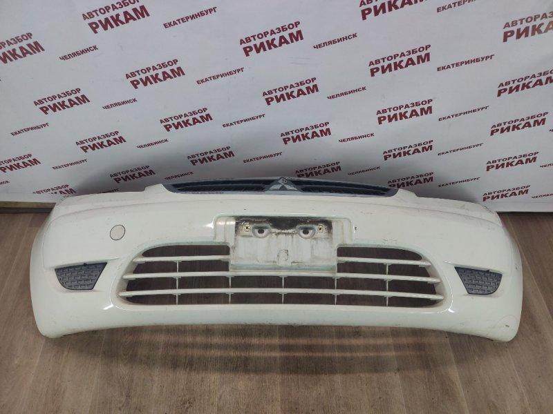 Бампер Mitsubishi Colt Plus Z23W 4A91 2004 передний