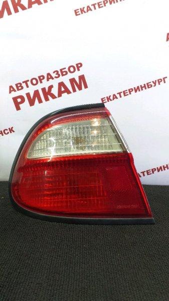 Стоп-сигнал Nissan Pulsar N15 GA16DE 1998 левый