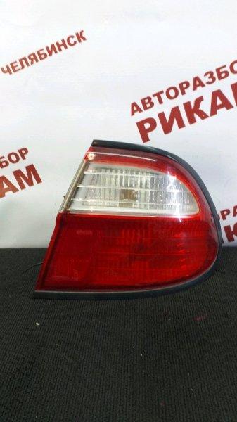 Стоп-сигнал Nissan Pulsar N15 GA16DE 1998