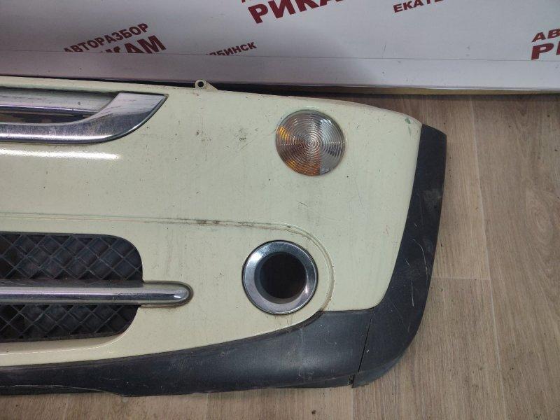 Бампер Mini Cooper R50 W10B16A 2004 передний