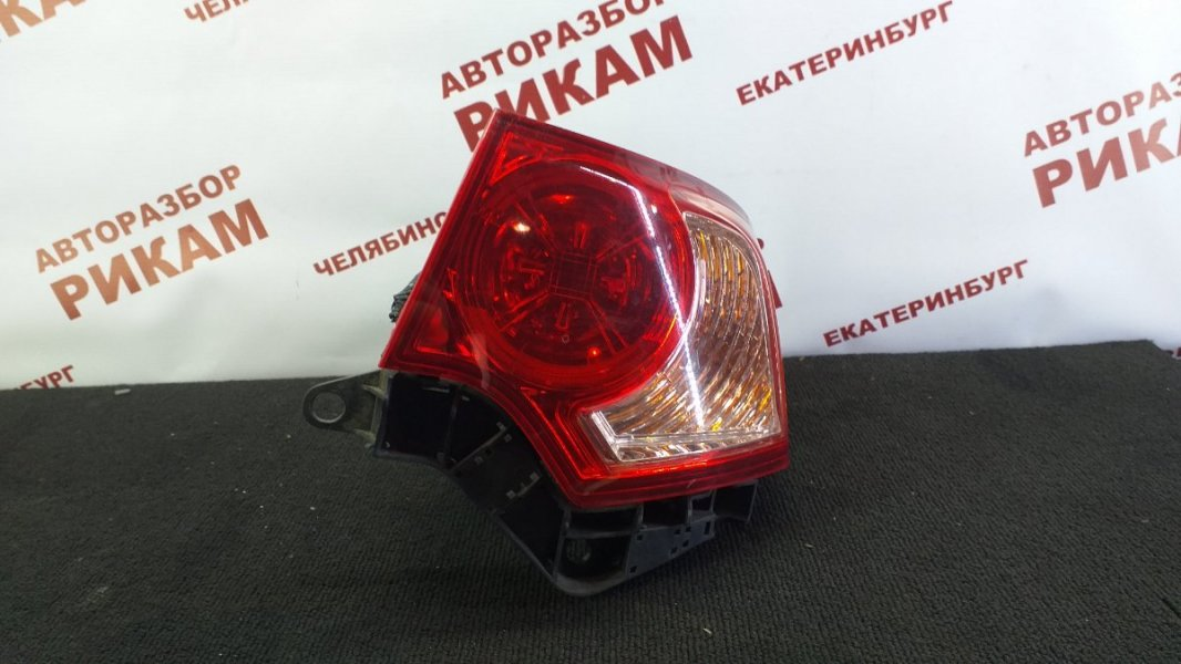 Стоп-сигнал Honda Accord CU2 K24Z3 2012 правый